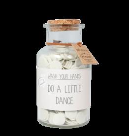 My Flame Lifestyle Handzeep-confetti 'Do a little dance'