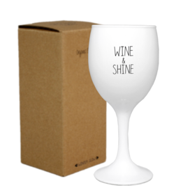 My Flame Lifestyle Geurkaars - 'Wine and shine'