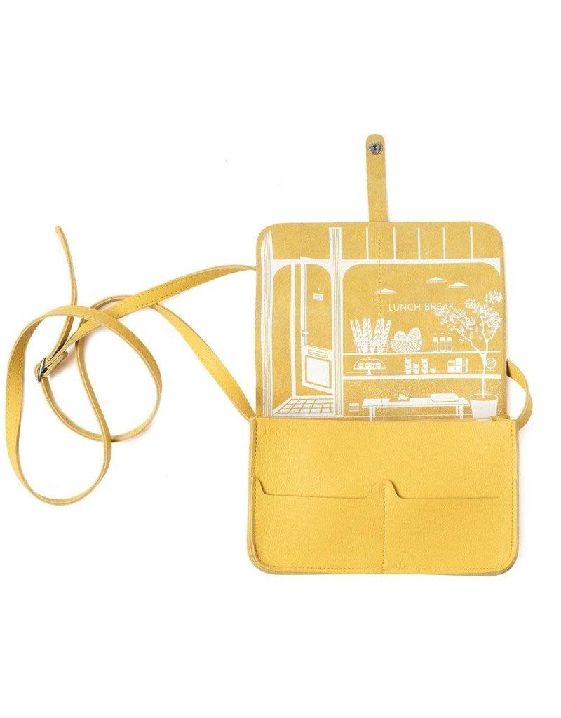 KEECIE Bag, Lunch Break, Yellow