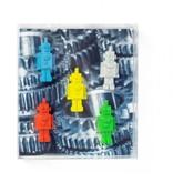Trendform Magneten - Robots - set van 5