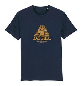 THE VANDAL T-shirt - De Hel - donkerblauw
