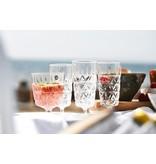 Sagaform Picnic Glass, 4-Pack (acrylplastic)