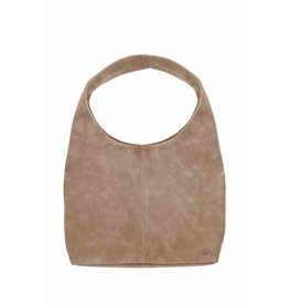 Zusss Trendy shopper - taupe