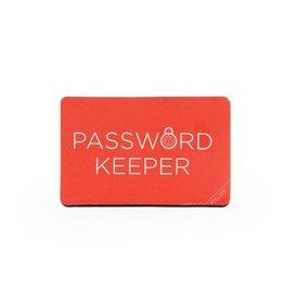 kikkerland Handig boekje voor je paswoorden
