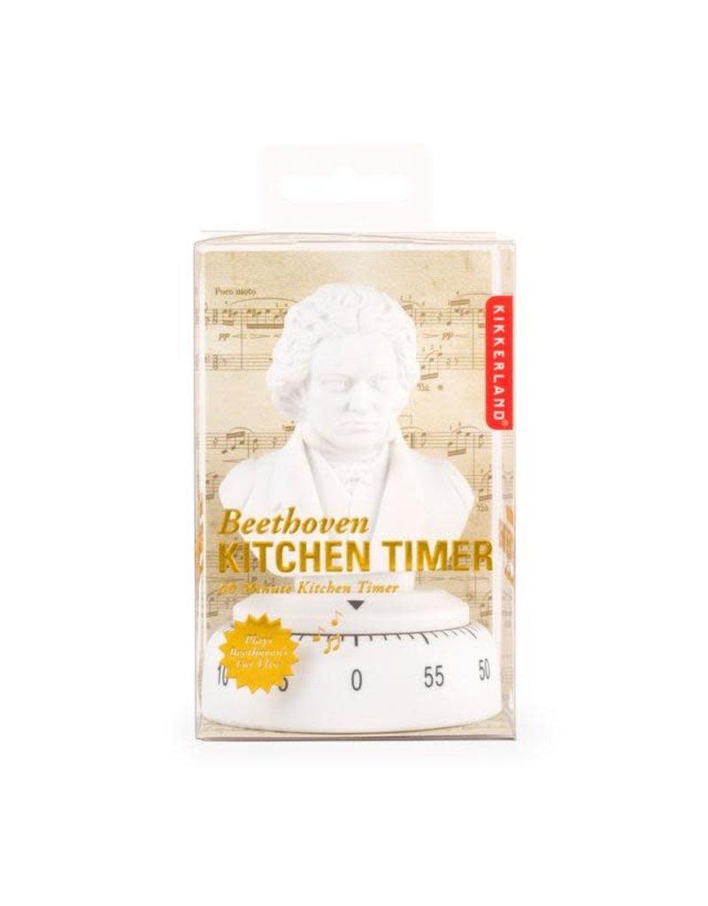 kikkerland Keukenwekker 'Beethoven'