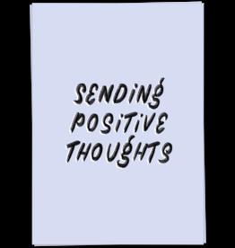 KaartBlanche Kaartje –Sending positive thoughts