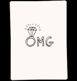 KaartBlanche Kaartje –OMG