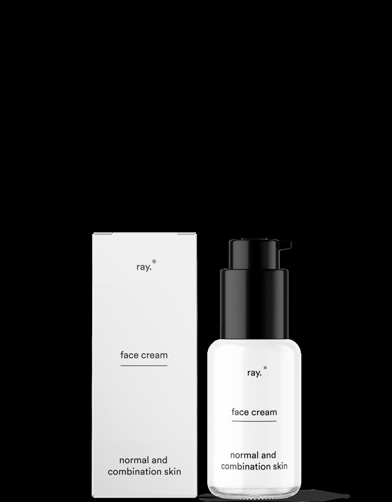Ray Care Dag- en nachtcrème - norm / gemengde huid - 50 ml