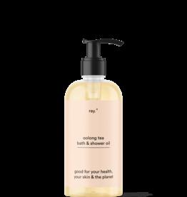 Ray Care Bath and shower oil -  Oolong tea - 250 ml