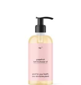 Ray Care Bath and shower oil -  Grapefruit - 250 ml