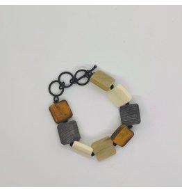 Soetkin Armband - Rita - vierkanten