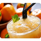 Jaffa orange & grapefruit shake
