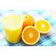 Orange u. Beeren-Smoothie