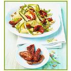 Gurkensalat mit Bio Soft-Tomaten
