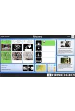 Jaarabonnement Dagbesteding Nieuws- en Planborden (inclusief apps)