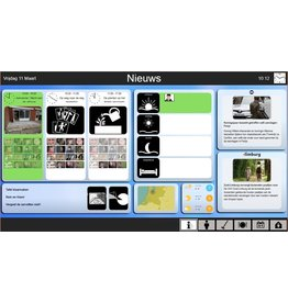 Year Subscription Day care News/Planning screen