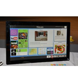 MyWepp Group Interactive screen 27 inch (MyWepp subscription and mini PC not included)