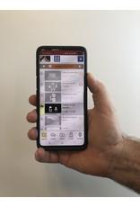Beheer app: beheer Agenda-horloge voor senioren