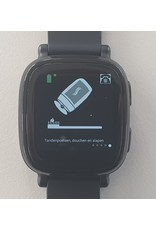 Extra: Extra cost water resistant version of watch