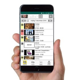 Personal app: voor prive clienten