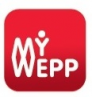 MyWepp enables people with a mental disability and seniors who start forgetting to much.