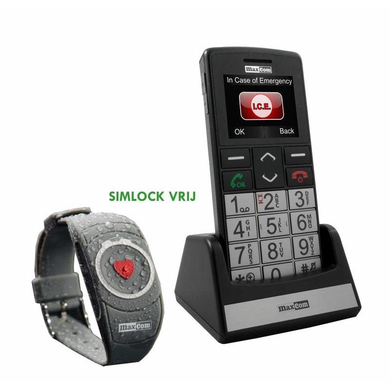 MaxCom Mobiele telefoon slechtzienden en blinden