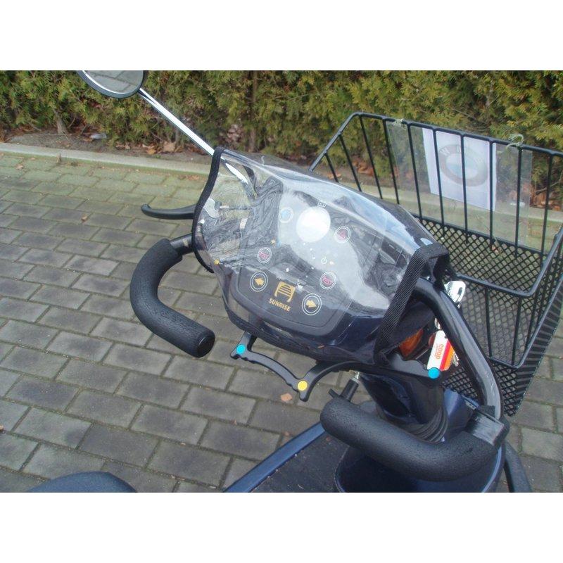 Dashboardbeschermer scootmobiel - koopje