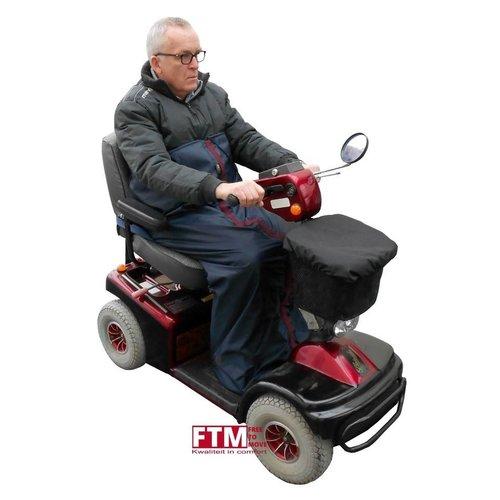 Voetenzak scootmobiel of rolstoel - koopje