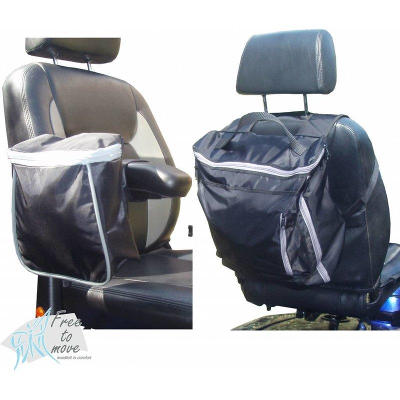 Extra voordelige tassen voor de scootmobiel