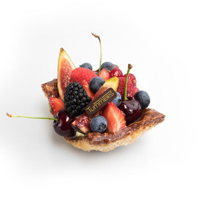 Vruchtenschelp - rood fruit