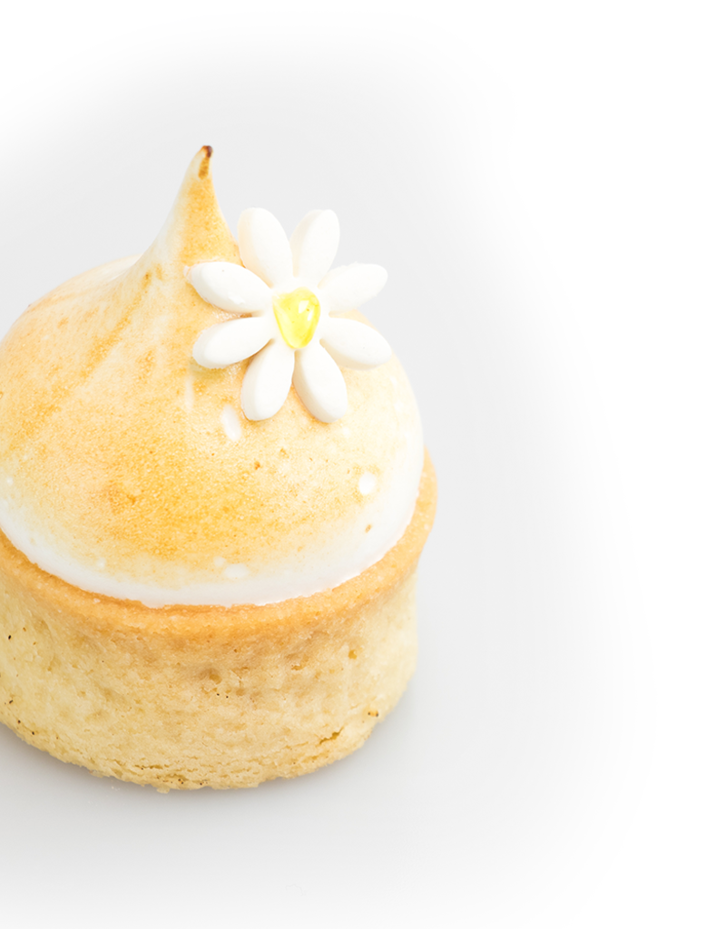 Friandise lemon meringue