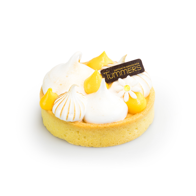 Lemon Meringue tartelette