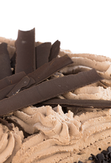 Chocolade schuimtaartje
