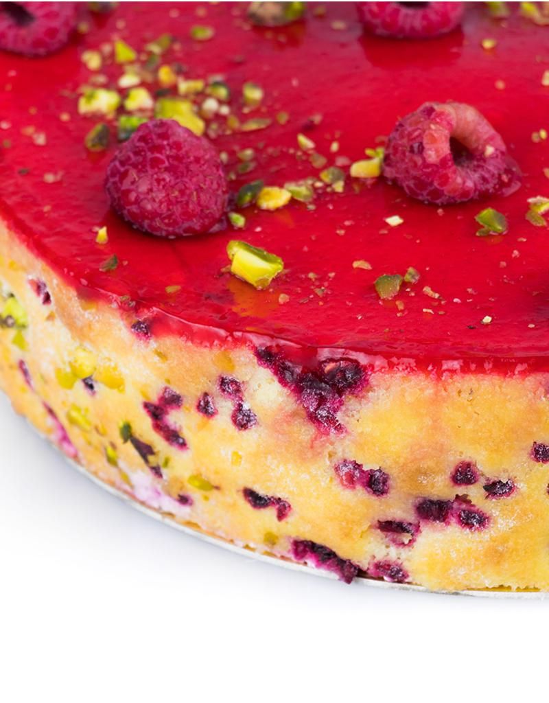 Roodfruit taartje