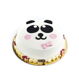"""Verjaardagstaart """"Panda"""""""