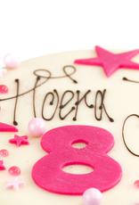 """Verjaardagstaart """"Tummers"""""""