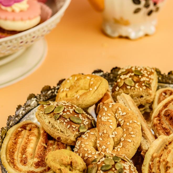 Biscuits salés