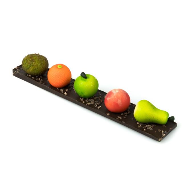 Fruit plankje