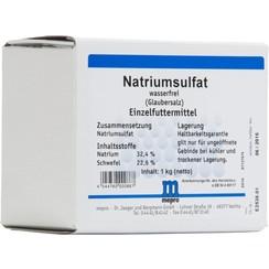 Natriumsulfat 1kg