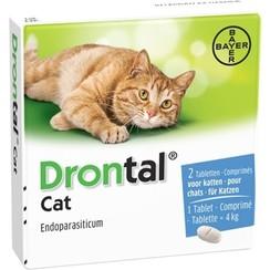 Drontal Katze 2 tablets