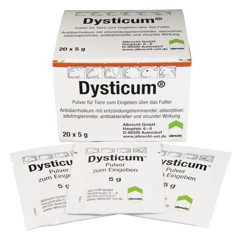 Albrecht Dysticum 20x5gr