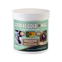 Good As Gold + Mag