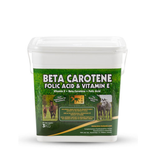 TRM Beta Carotene, Folic Acid & Vit. E 3kg