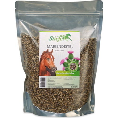 Stiefel Milk Thistle, whole seeds