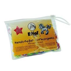 Effol Kids Mane Braid - Gummibänder, Pelz