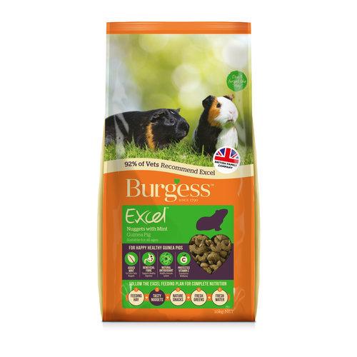 Burgess Excel Guinea Pig