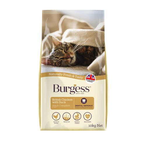 Burgess Burgess Adult Rich In Chicken & Duck