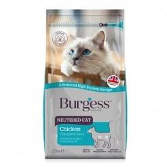 Burgess Neutered Cat