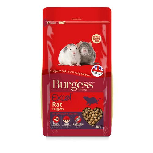 Burgess Burgess Excel Rat  1.5kg