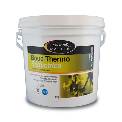 HorseMaster BOUE THERMO-REDUCTRICE - MUD